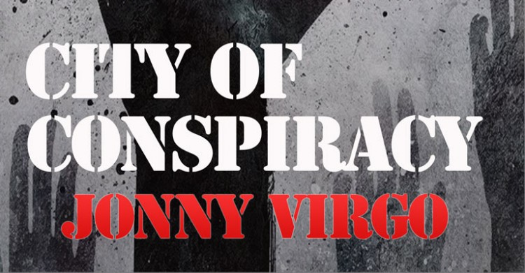 City of Conspiracy cover